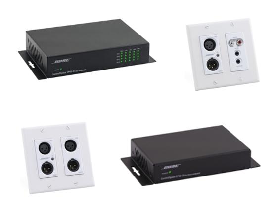 DSP-audio-matrix Aansluitpaneeltjes-DANT