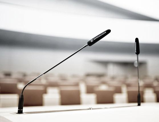 Sennheiser ADN-Conferentiesysteem