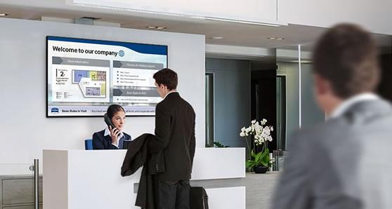 digitale berichtgeving digital signage narrowcasting informatiebord