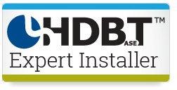 Logo HDBaseT expert installer