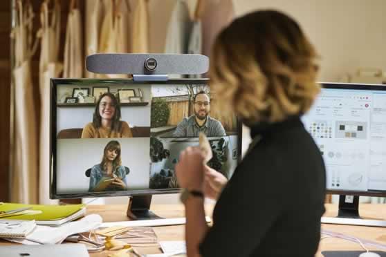 All-in-one videoconferentie-oplossing voor thuiskantoor Poly P15