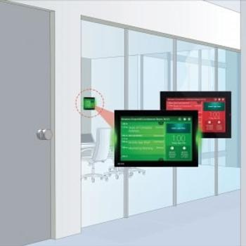 Toepassing-vergaderzaal-Room-management-systeem