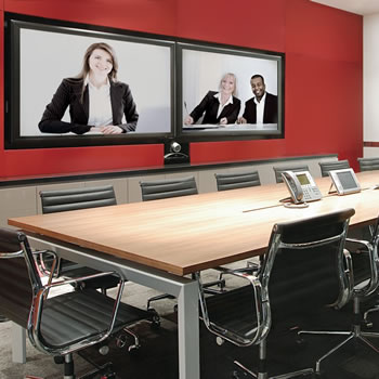 Toepassingen-boardroom-Videoconferencing